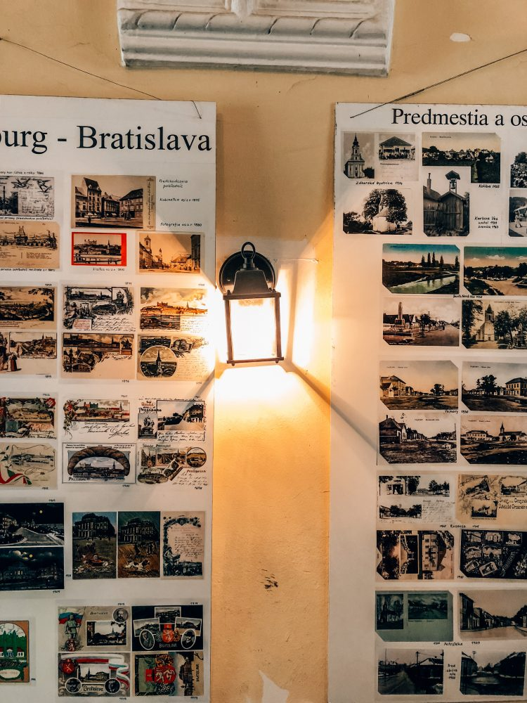 Bratislava Poster Historie lifestylecircus A-Rosa