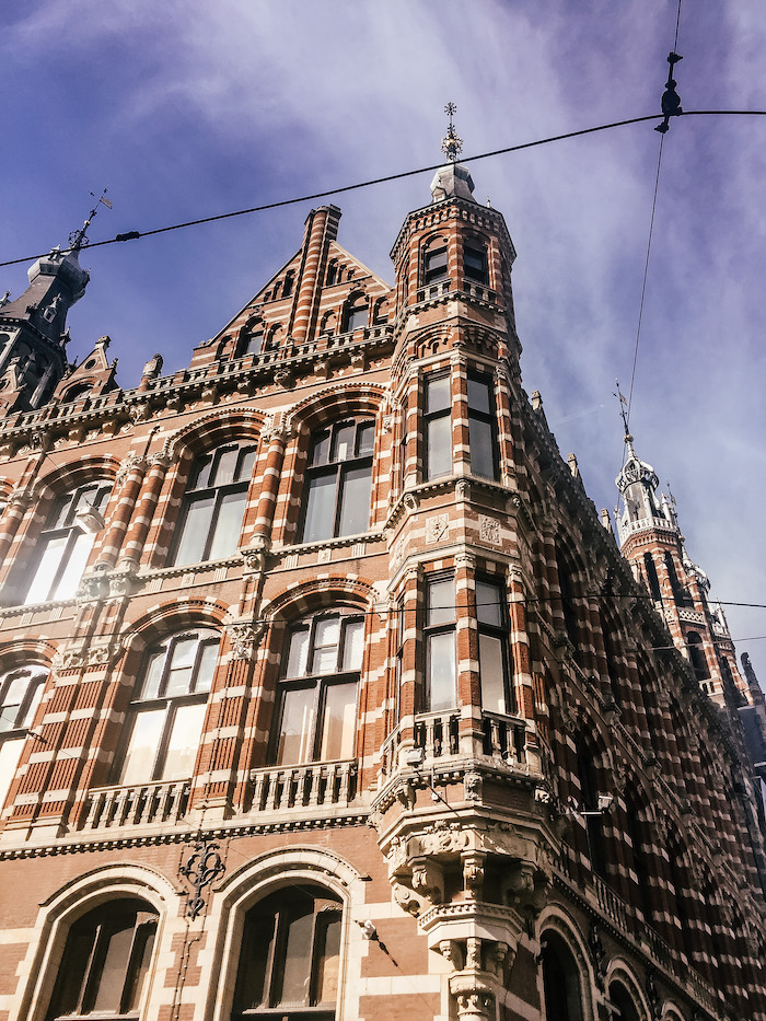 Amsterdam Architektur Buildings