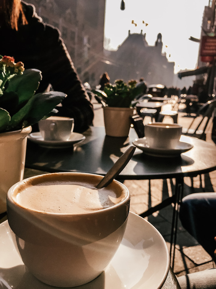 Amsterdam Coffee Break