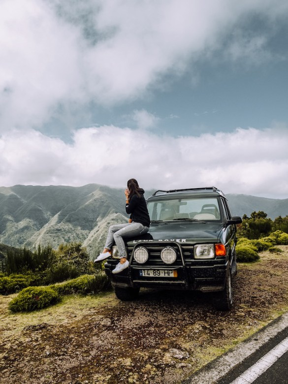 Adventure Land Madeira Land Rover