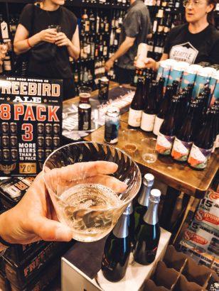 Rundreise Neuengland Staaten Beer Tasting