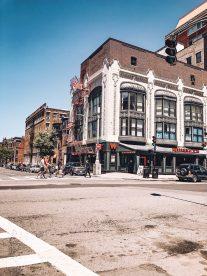 Rundreise Neuengland Staaten Boston Streetview