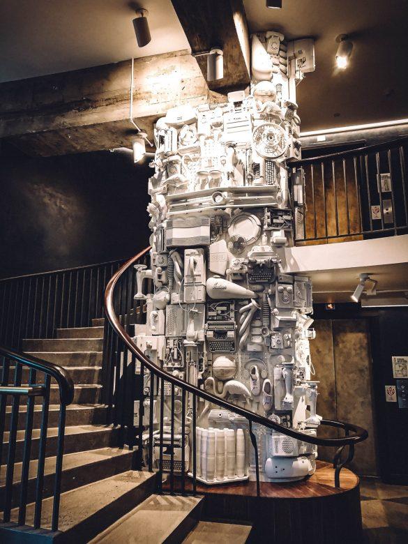 Rundreise Neuengland Staaten Boston The Revolution Hotel
