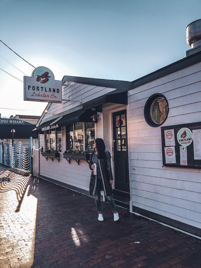 Portland Lobster & Co