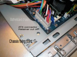 MAC - PC Motherboard installation