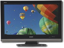 Sharp Large Screen LCD TV