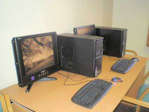 Acer Desktop Computers - Station 1 and 2