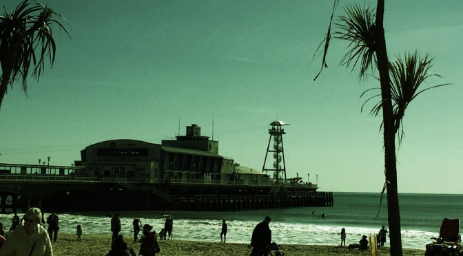 Digital Media Designer - Bournemouth Beach