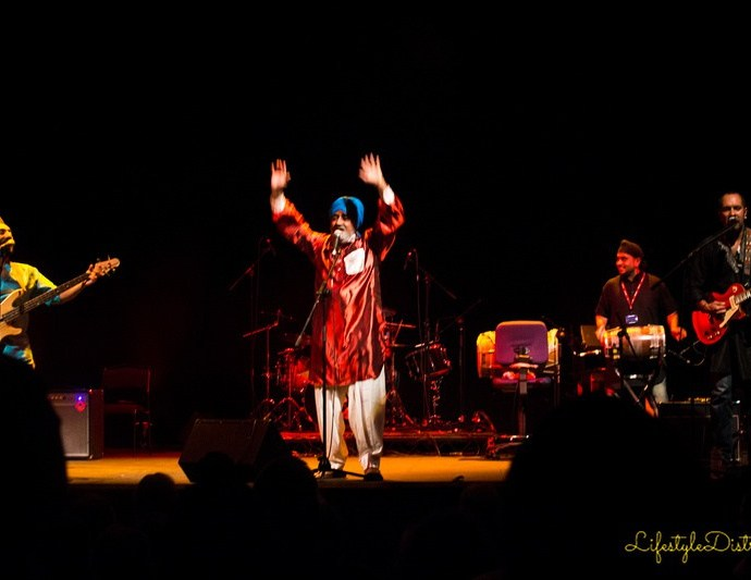 Bristol Old Vic goes bananas for Bhangra