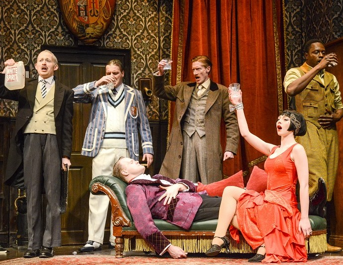Review: The Play That Goes Wrong at Bristol Hippodrome