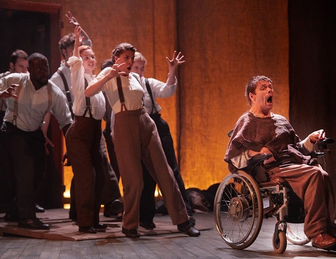 Review: The Elephant Man at Bristol Old Vic