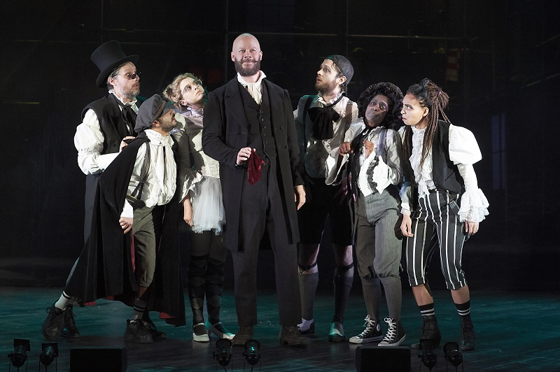 A Christmas Carol Bristol Old Vic Theatre