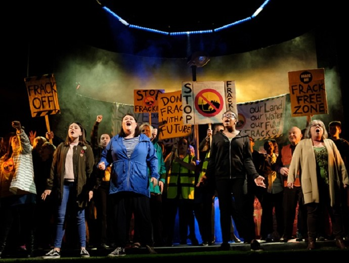 Review: Acts of Resistance at Bristol Old Vic