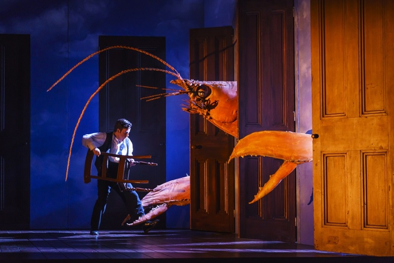 Review: The Magic Flute by Welsh National Opera at Bristol Hippodrome