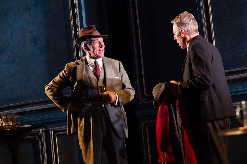 Our review of The Remains of the Day, a play at Bristol Old Vic