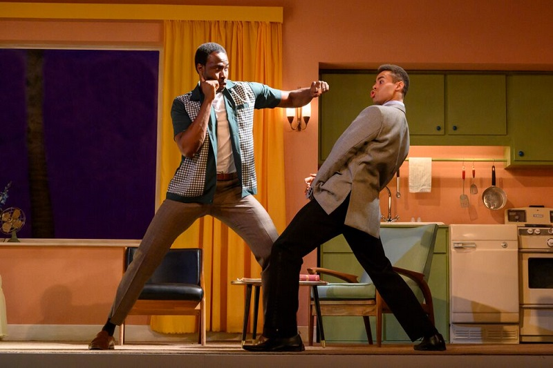 Review: One Night in Miami at Bristol Old Vic