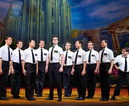 Review: The Book of Mormon at Bristol Hippodrome