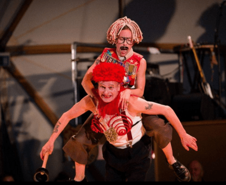 Review: Kneehigh's Ubu! A Singalong Satire