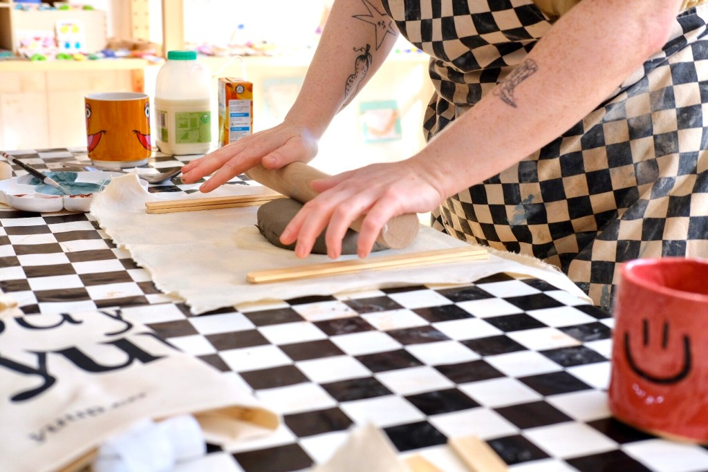 Pottery classes Bristol