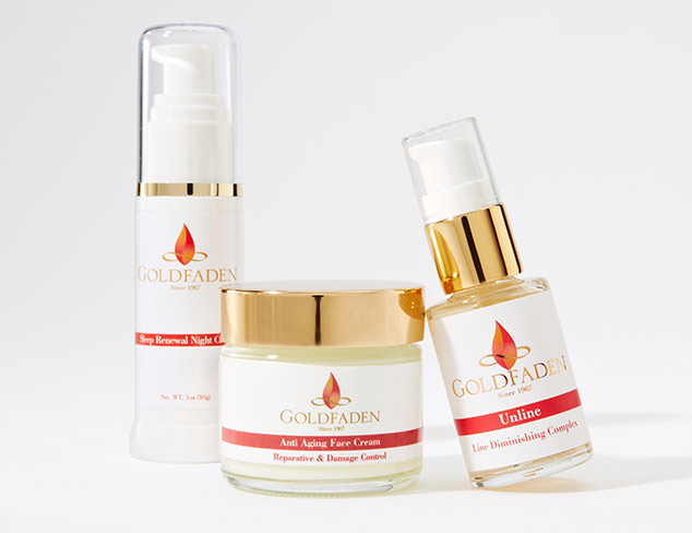 Back in Stock: Goldfaden Skincare at MYHABIT