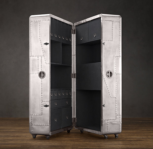 Blackhawk Secretary Trunk