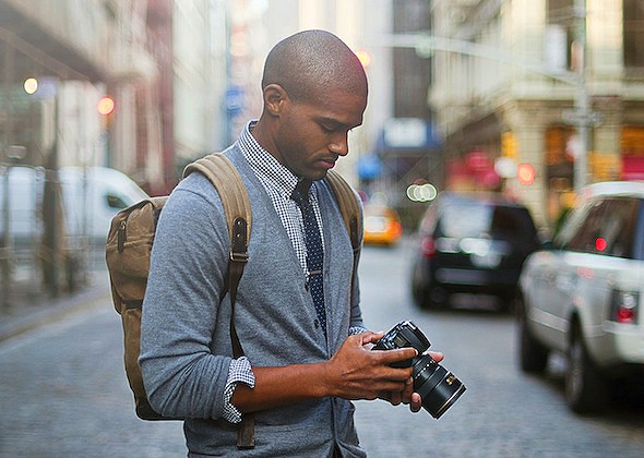 ONA Camps Bay DSLR Camera and Laptop Backpack