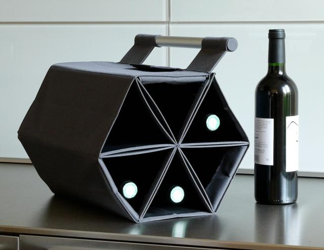ZEbag Ultimate Wine Bottle Carryier
