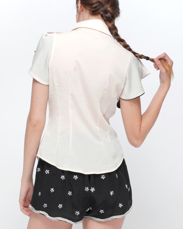 An Education Blouse