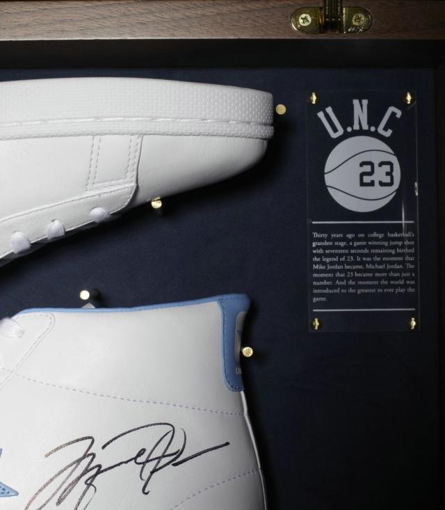 Michael Jordan x Converse Commemorative Pack