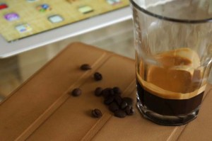 The Case of the Coffee Smart Cover