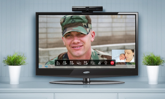 TelyHD Android-based Skype Video Calling System