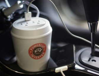 Coffee Cup Power Inverter for Car