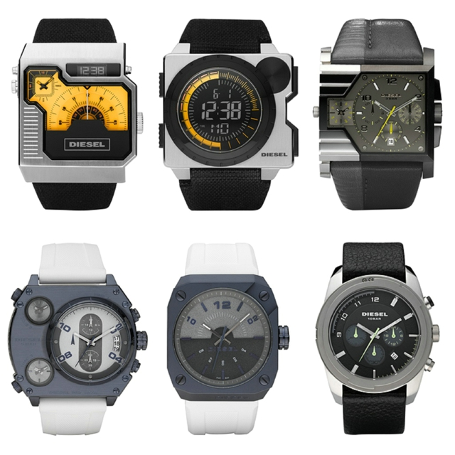 Best Deals: Diesel Men's Watches