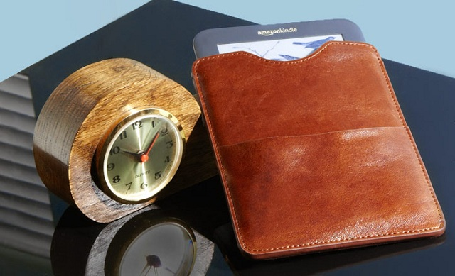 Father's Day Kindle Cases, Leather Totes at MYHABIT