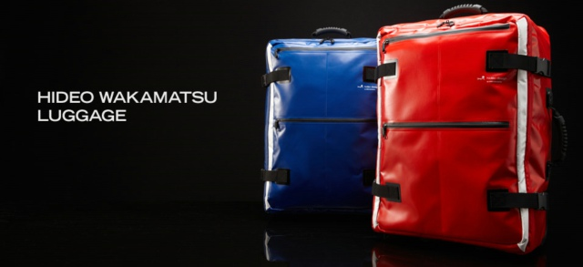 Hideo Wakamatsu Luggage