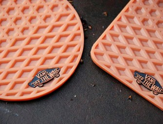 "Vans ""Waffle Sole"" Coasters"
