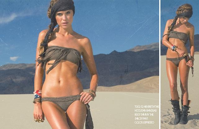 Boys and Arrows Bikini Lookbook 2012