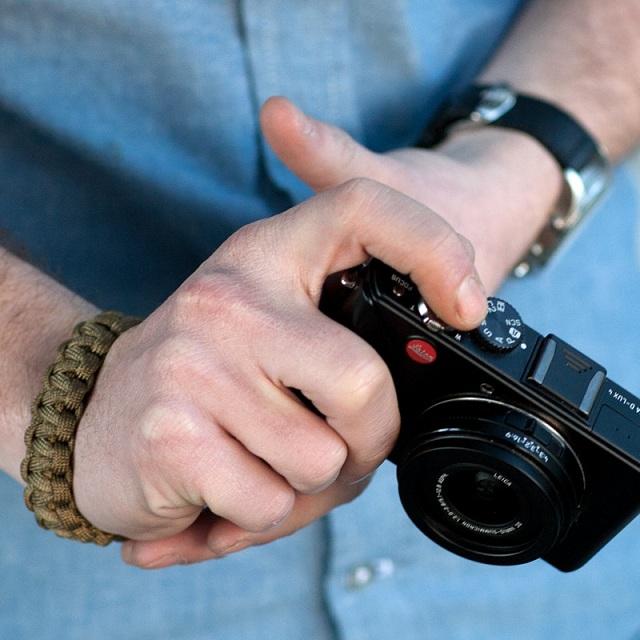 DSPTCH Camera Wrist Strap