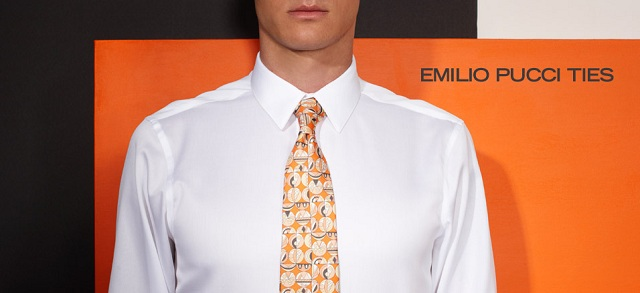 Emilio Pucci Ties at MYHABIT