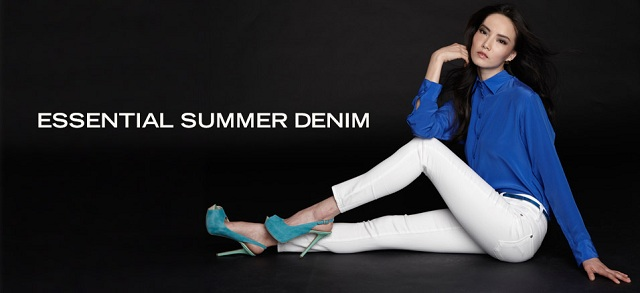 Essential Summer Denim at MYHABIT