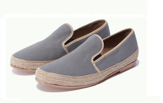 JD Fisk Jeeves Slip-On