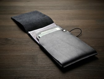 MANEKIBOOK Leather Wallet Collection