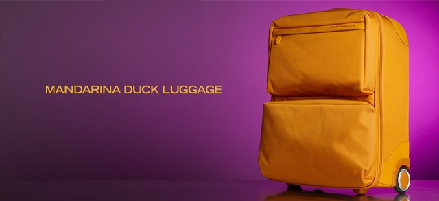 Mandarina Duck Luggage at MYHABIT