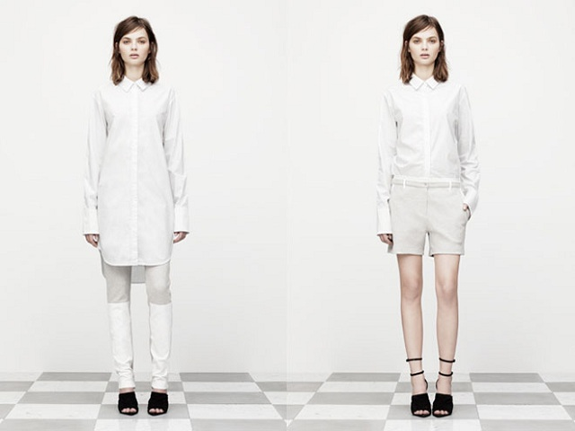T By Alexander Wang Pre-Fall 2012