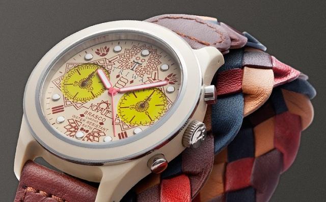 TRIWA Koralie Brasco Chrono Limited Edition Watch