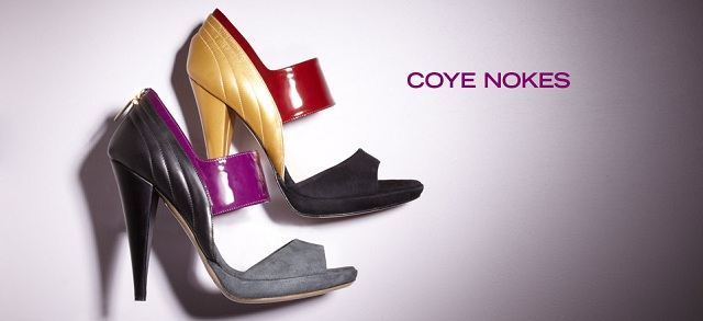 Coye Nokes at MYHABIT