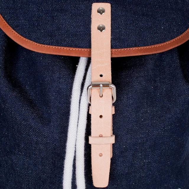 Denim Backpack for Sandqvist By Denim Demon