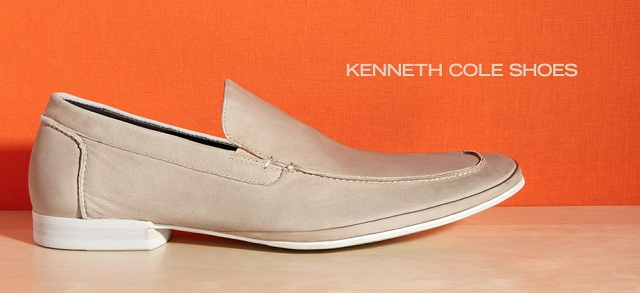 Kenneth Cole Shoes at MYHABIT