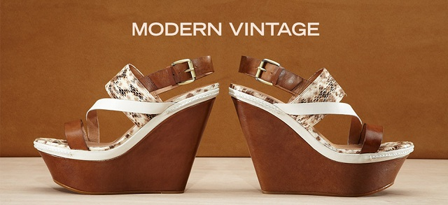 Modern Vintage at MYHABIT