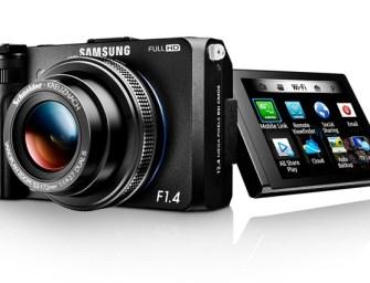 Samsung EX2F Compact Camera Official Announced